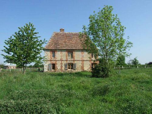 Petite maison normande du 18eme siècle Bâtiments et jardins