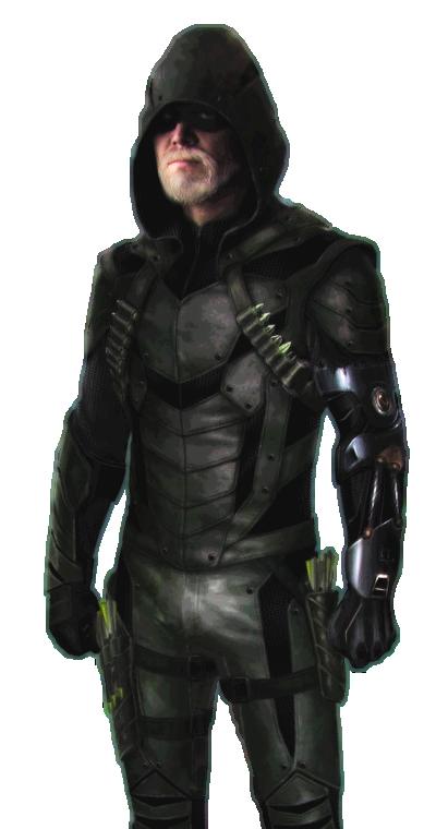 Green Arrow 2046 Render Green Arrow Arrow Marvel Cinematic