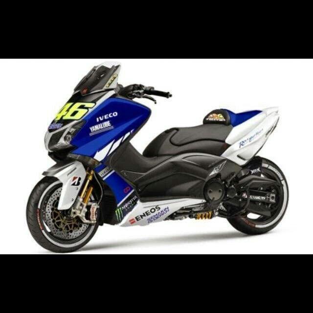 Pin Oleh Mks Di T Max Yamaha Sepeda Motor Sepeda Mobil