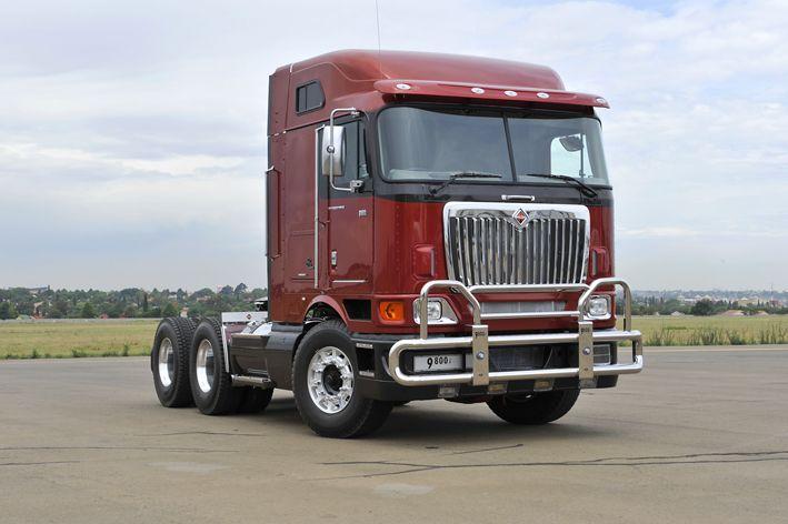 South African 9800 International Truck Freightliner Trucks Trucks
