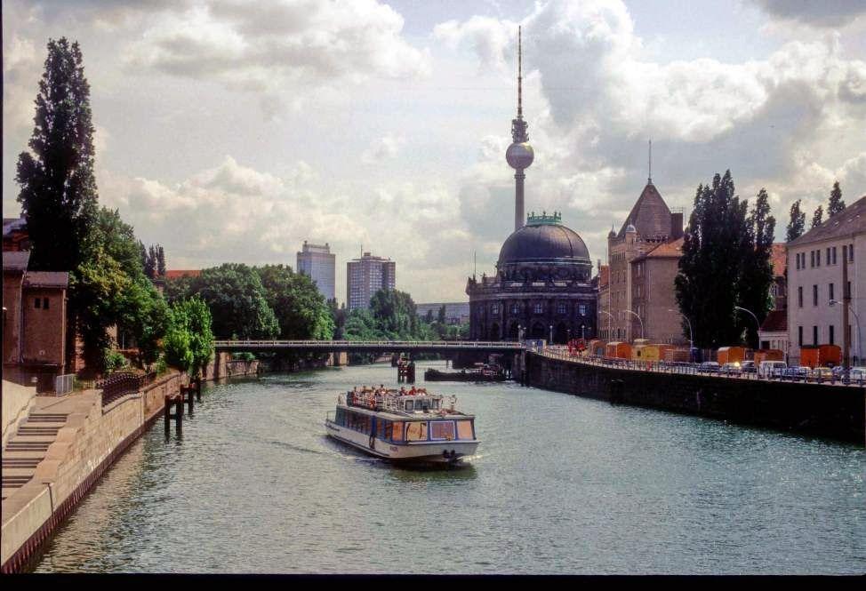 Berlin of 1992
