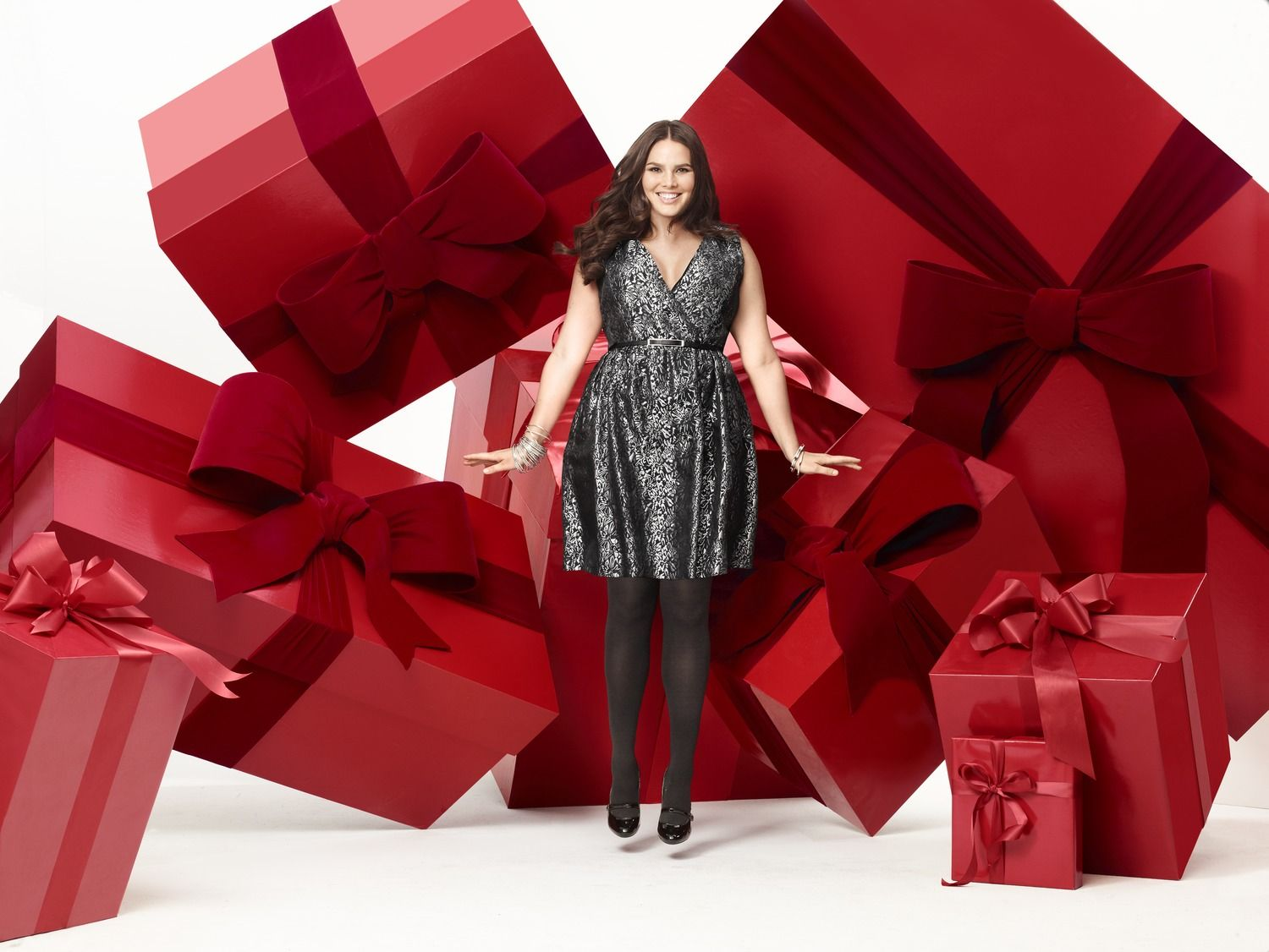 3912670e8713 Brocade Surplice Dress - a stunning choice for your next event! #LaneBryant
