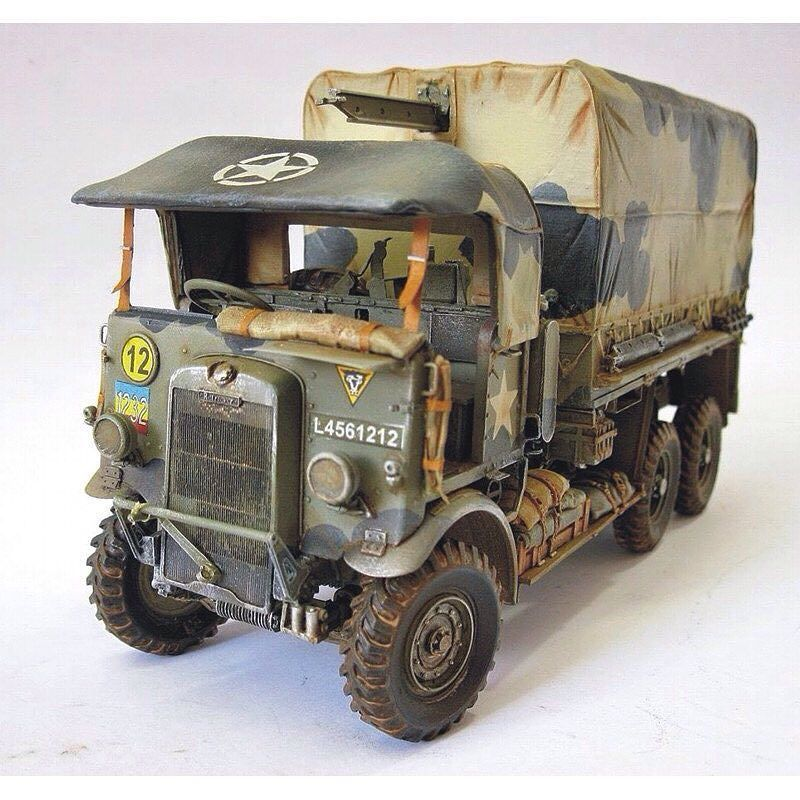 Leyland Retriever - Gantry version - 6x4 British lorry - 3 ton By ...