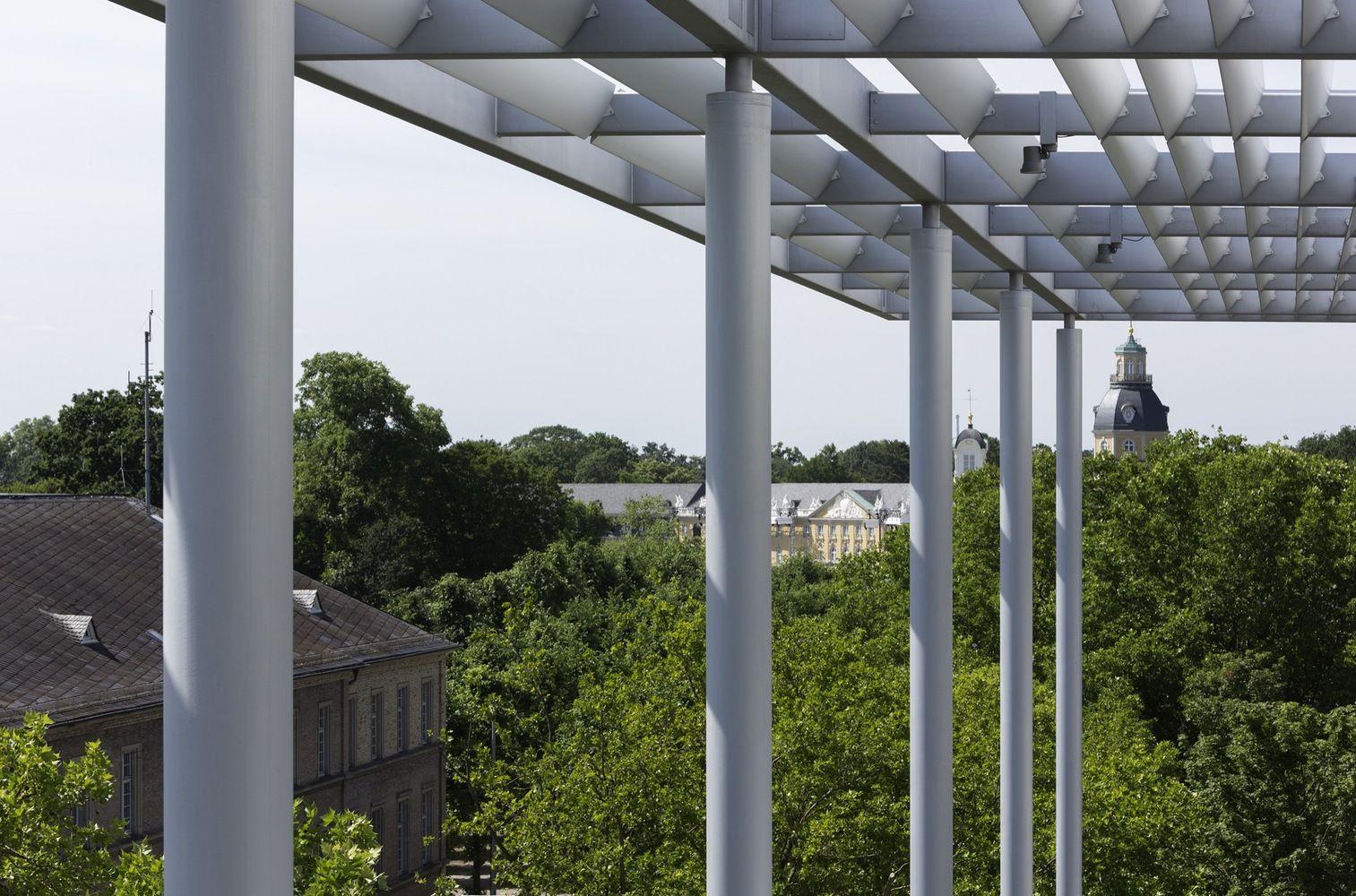 Galería de Instituto de Matemáticas - Universidad de Karlsruhe / Ingenhoven Architects - 3