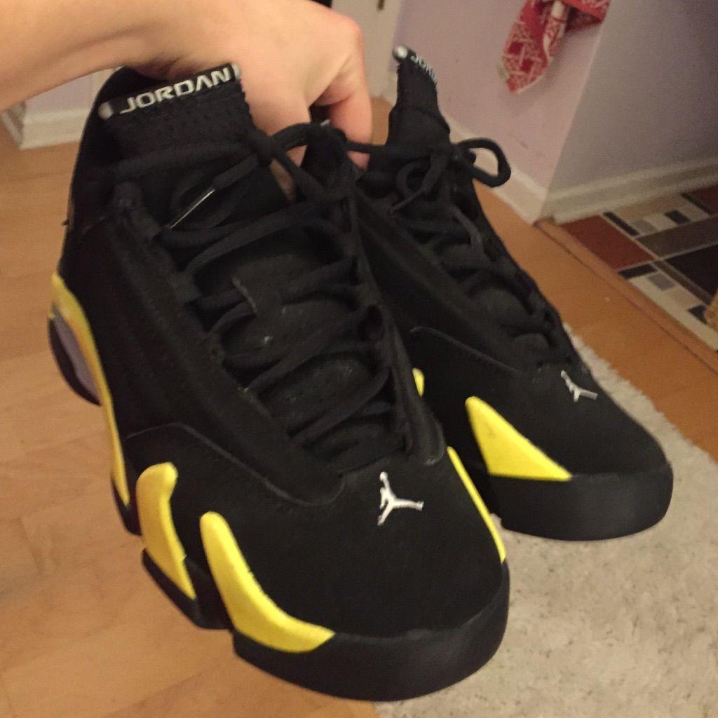 the best attitude 300b0 14d96 Jordan Retro Thunder 14s Size 4.5 | Products | Sneakers nike ...