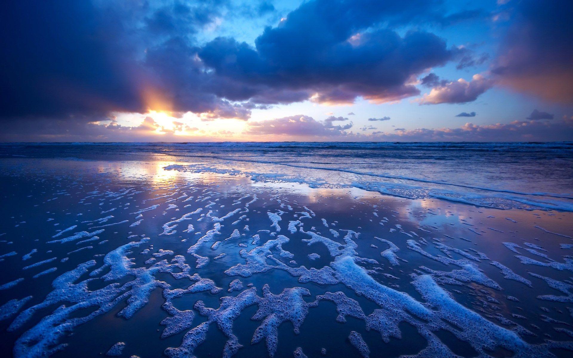 Sunset Desktop Wallpaper Macbook Air Wallpaper Beach Wallpaper Ocean Backgrounds