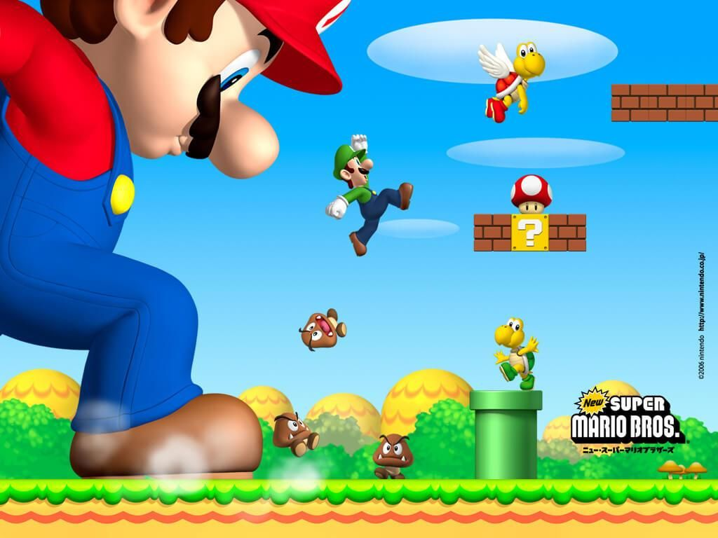 Mario film cometh Nintendo working with Awful Me studio - Technology ...