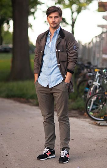 casual | MEN OUTFITS (A-W) | Pinterest | Moda masculina, Fashion ...