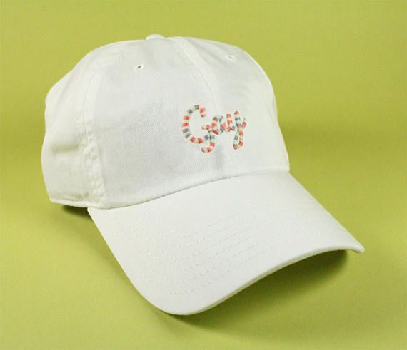 c500e11d GAY Baseball Hat Dad Hat Low Profile White Pink Black | Dad Hats ...
