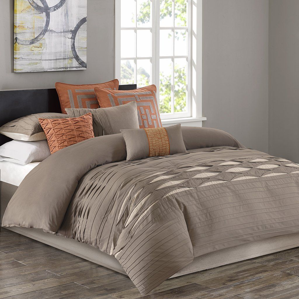 N Natori Nara Comforter Set Neutral See This Great Product This Is An Affiliate Link