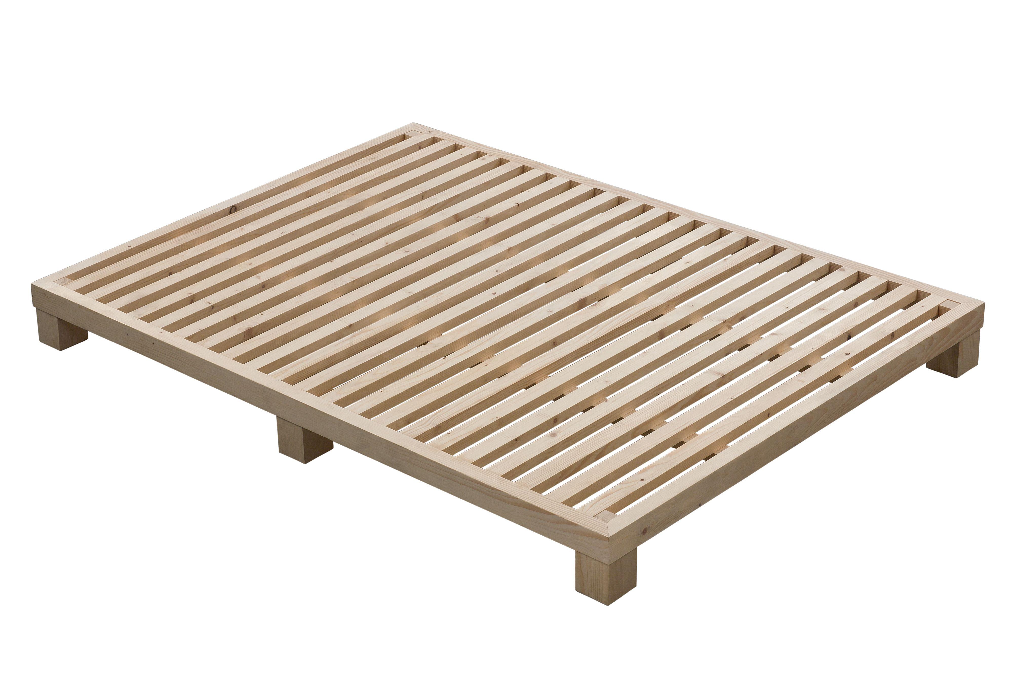 TATAMI NORDIK. Bastidor de madera maciza 65x40. Madera de pino ...