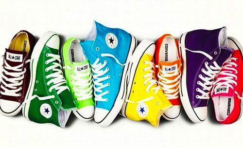 najlepiej sprzedający się dobrze znany najlepsza moda This summer I'm gonna get a different color of converse I'm ...