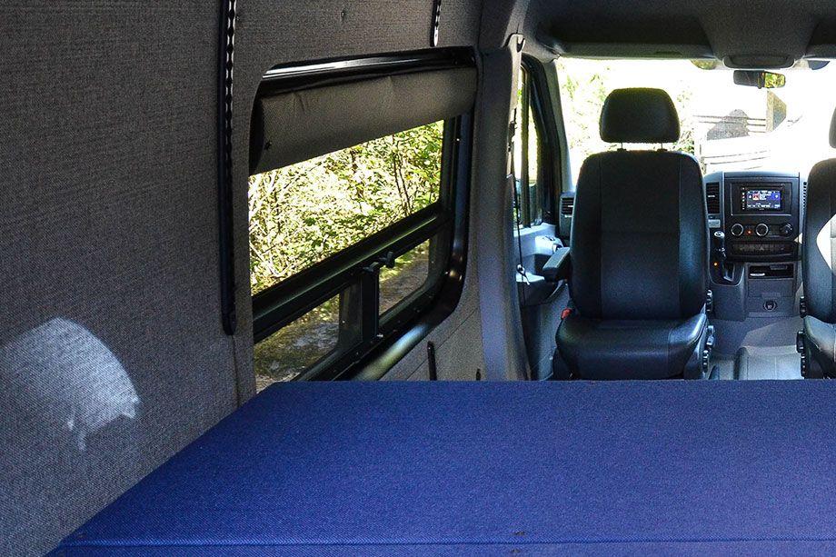 Window Tvent Outside Van Windows, Sprinter van, The