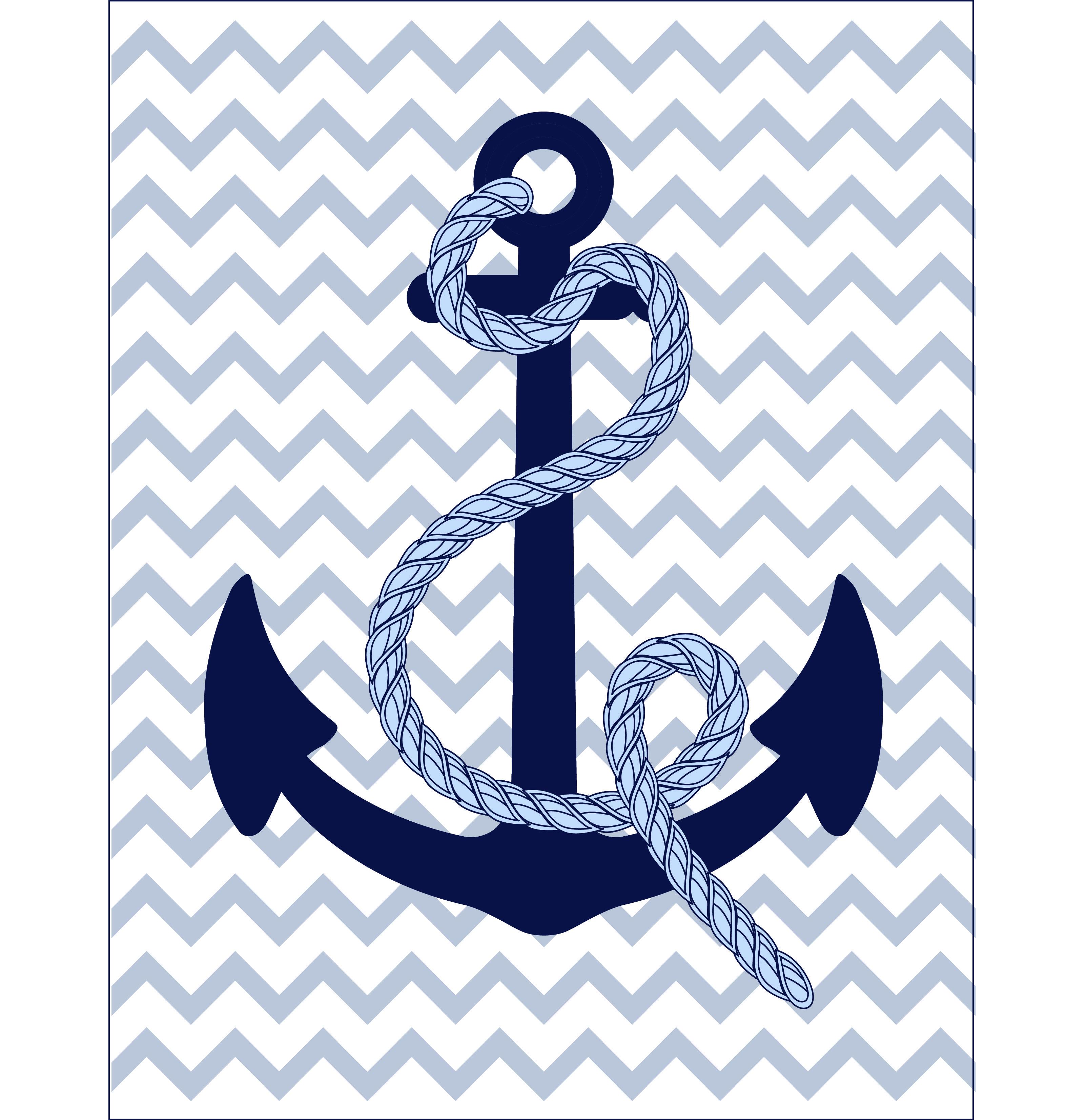 Nautical Themed Printables