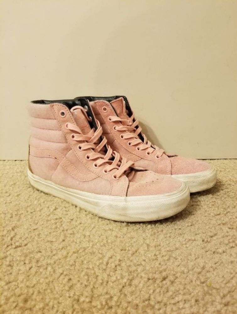 68cfb0f107 Vans Sk8-Hi Year Of The Horse Pink Women s Size 8 Men s 6.5  fashion   clothing  shoes  accessories  womensshoes  athleticshoes (ebay link)