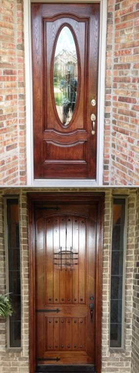 This Company Offers On Site Garage Door Refinishing Services To Residential  Property Owners. Their