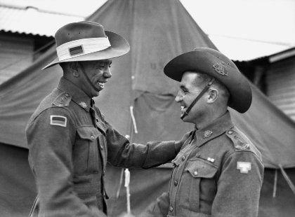Graduation 25 November 1944  Seymour, Victoria  photographer unknown  Reproduced courtesy of the Australian War Memorial 083166