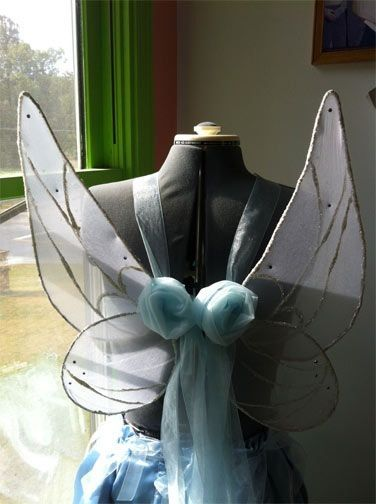 Fairy costume tutorial make fairy wings out of hangers cheap stockings and glitter! & Pin by Andrea Ward on Crafting | Pinterest | Craft