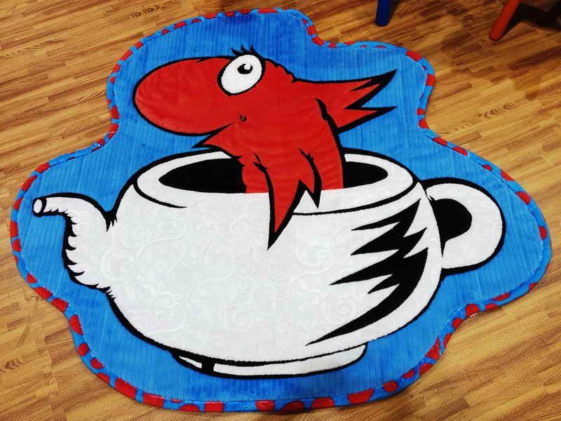 Best Dr Seuss Rug - The Coolest Rug Design for Kids-- eep! Want it  ZE42