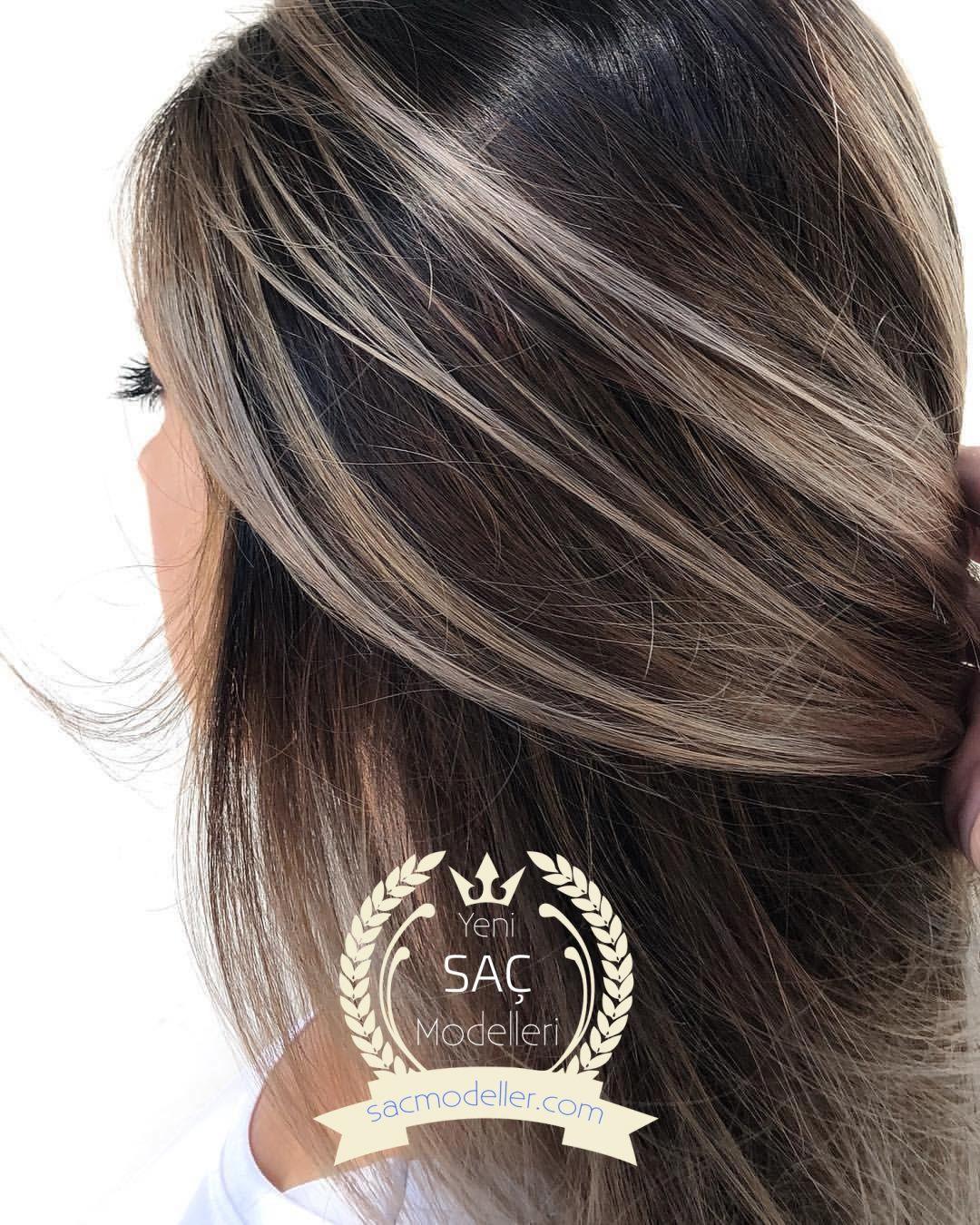 Gri Renk Tonlarinin En Guzel Sac Modelleri Hair Shades Hair
