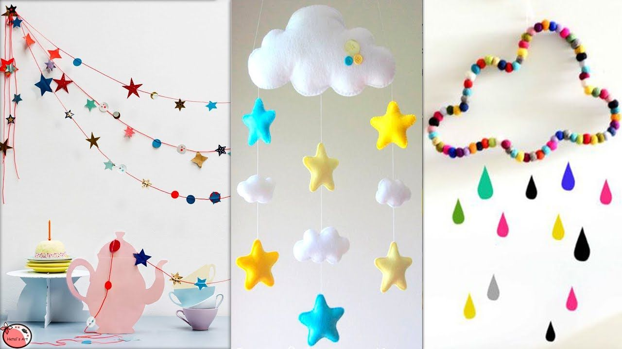 8 Cool DIY Room Decor Ideas for your Home