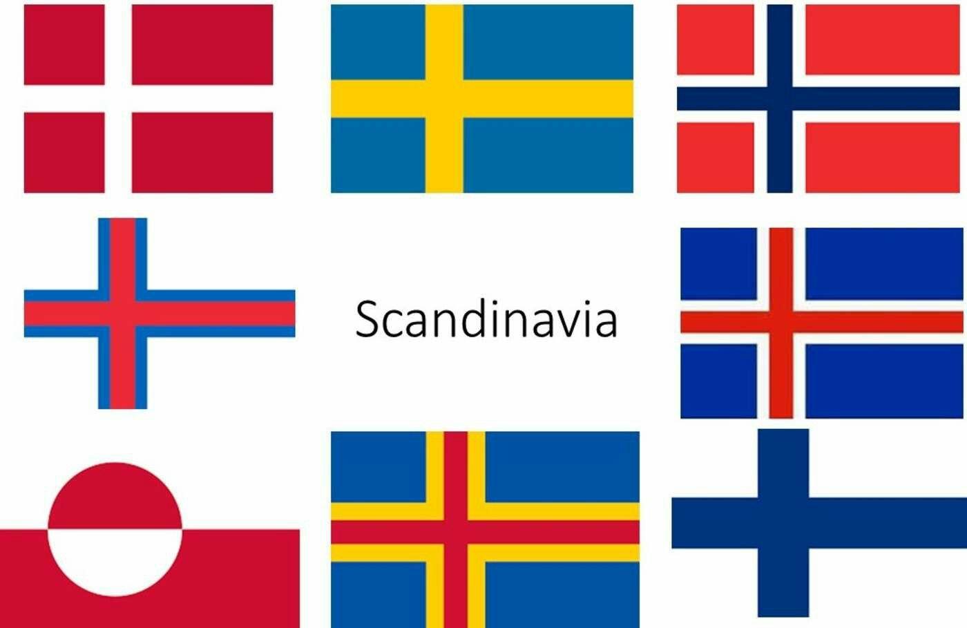 Scandinavian Countries Flag Jpg 531 274 Flag European Flags Scandinavian