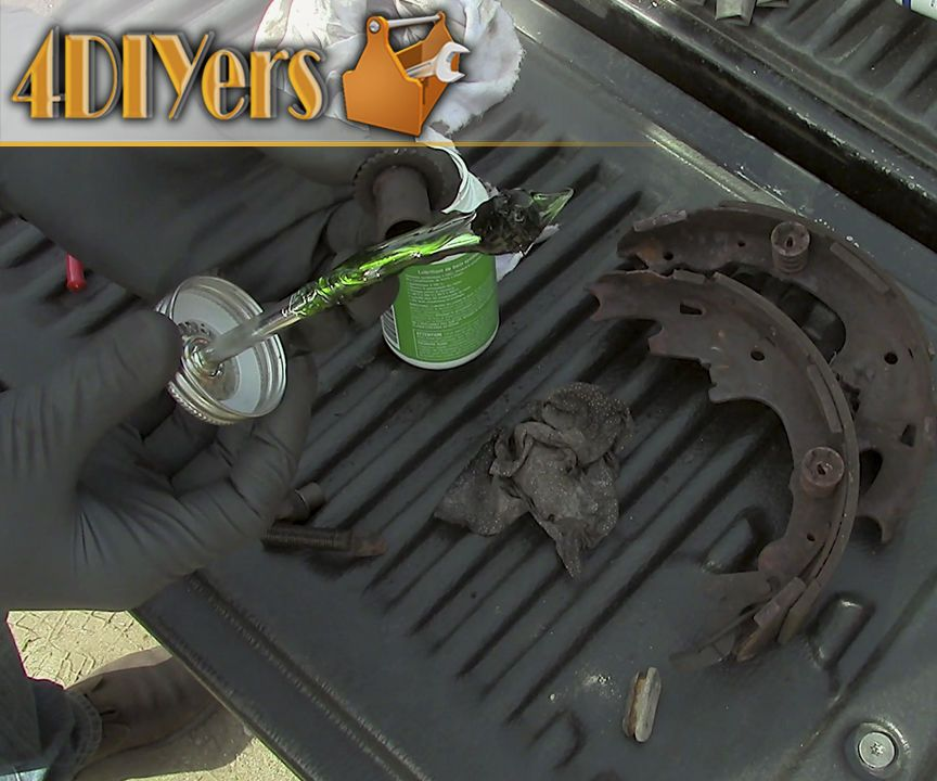 How to clean and lubricate automatic adjuster cleaning