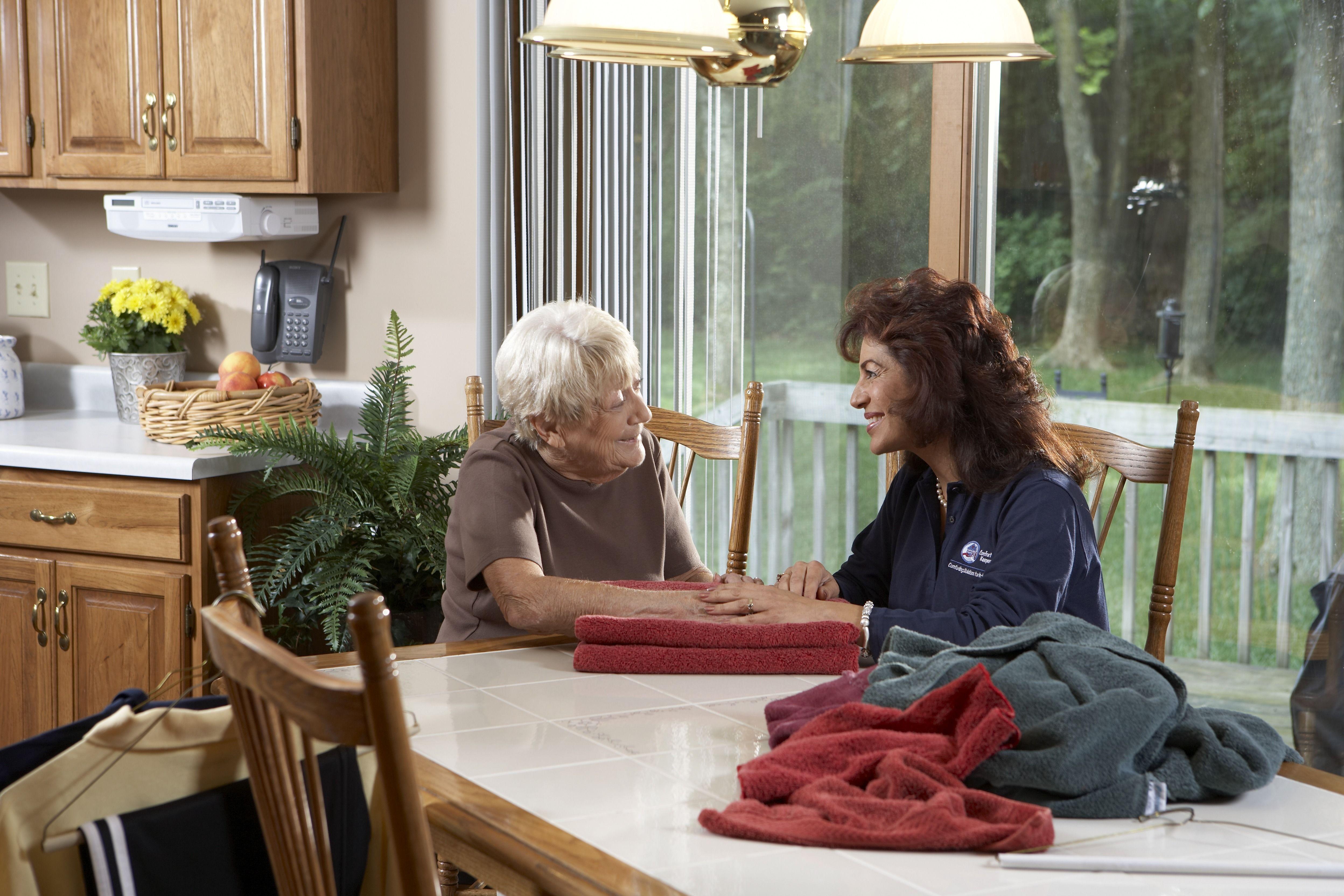 Home safety for seniors. inhomecare eldercare