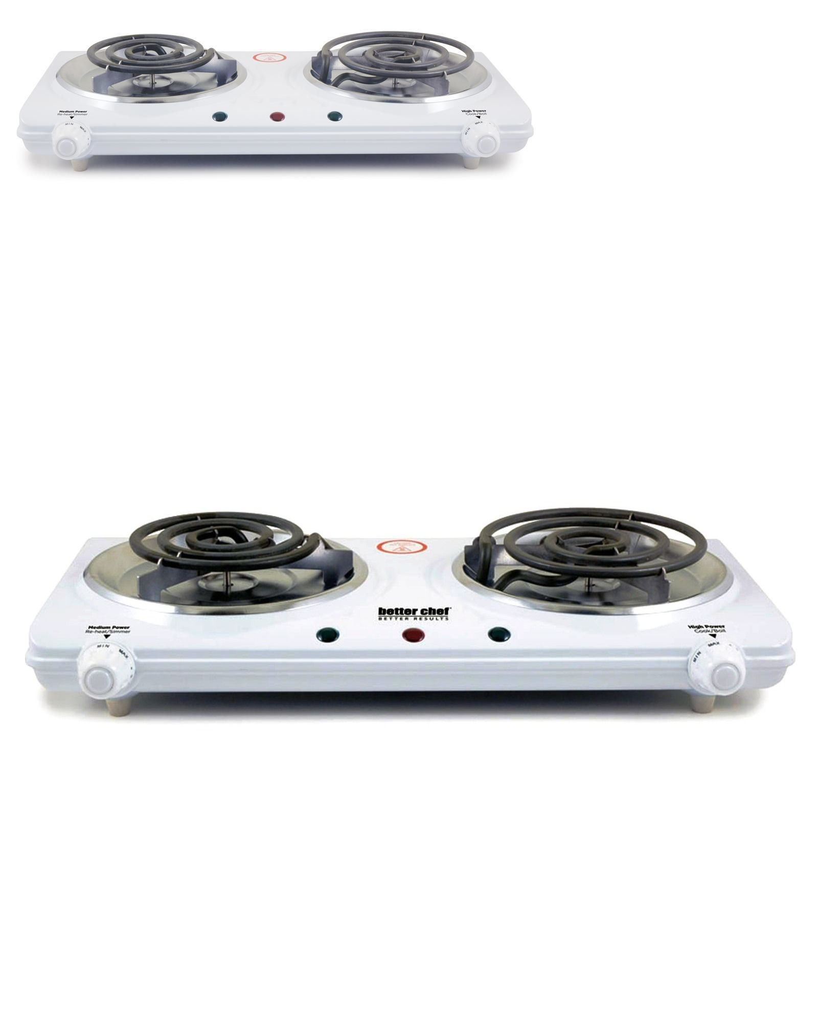 Burners And Hot Plates 177751 Portable Electric Dual 2 Burner Hot Plate Stove Top Cook Warmer Kitchen Im 306db Buy It Now Warm Kitchen Hot Plates Hot Plate