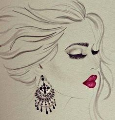 Women draw