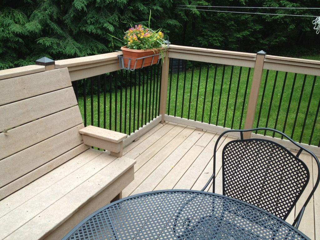 Lovely Patio Backyardinspiration Painting Composite Decking Decks Backyard Outside Flooring