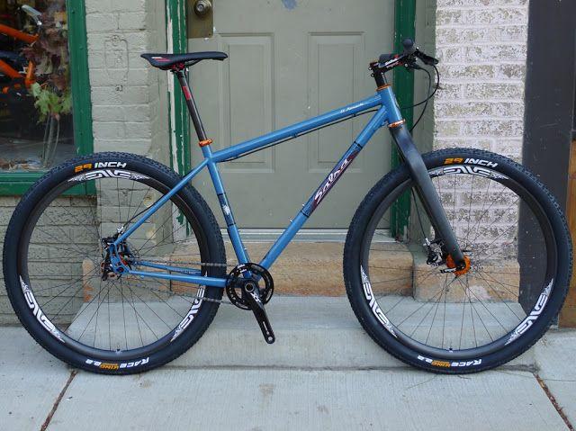 Milltown Cycles Custom Bike Build Mike S Salsa El Mariachi