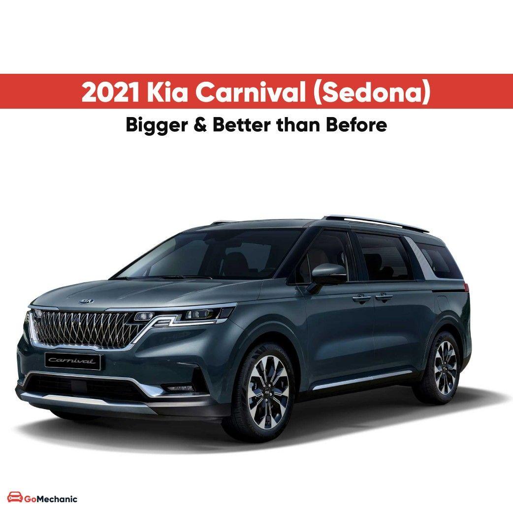2021 Kia Carnival Sedona Spotted For The First Time Kia Kia Sedona Kia Motors
