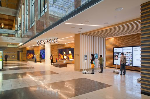 Can T Find Office Space In San Francisco Try The Mall Westfield Shopping Centre Westfield Office Space