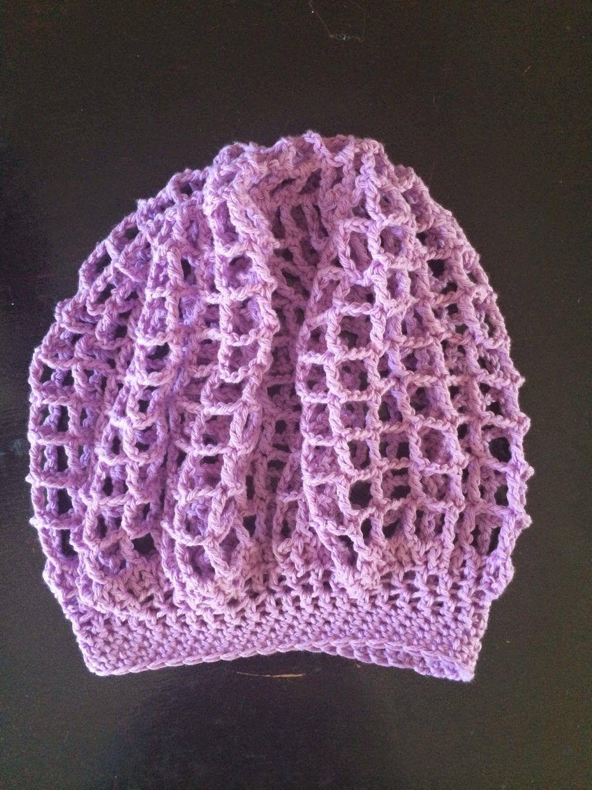 http://bebrightblog.blogspot.com/2014/08/crochet-lacy-hair-net ...