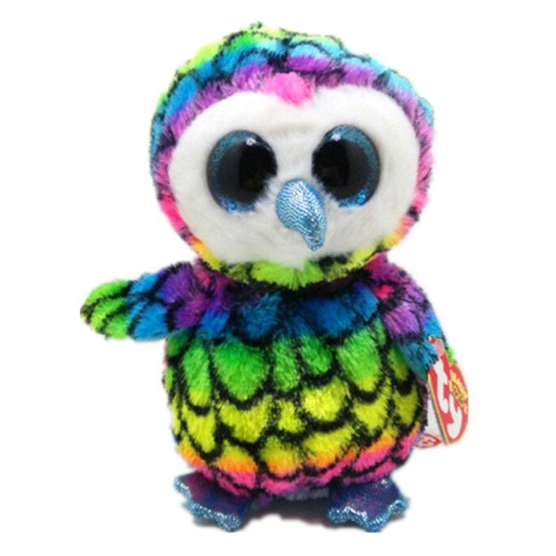 Ty beanie boos cute clown fish plush toys 5 5 39 39 14cm ty for Fish beanie baby