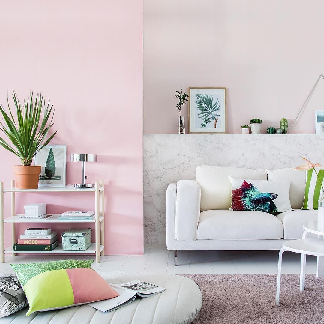 """IKEA Nederland op Instagram """"De vrolijke en duurzame"""