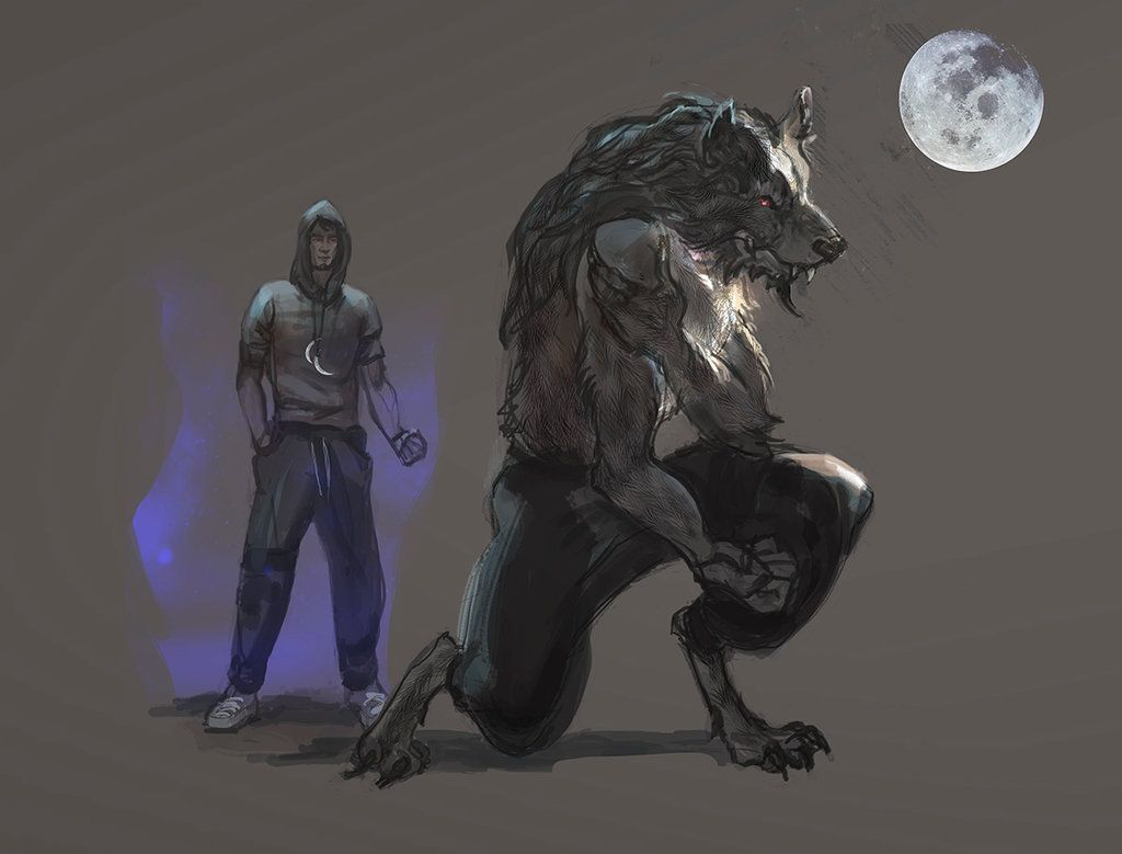 valken werewolf form- van helsing | Monster Party | Pinterest ...
