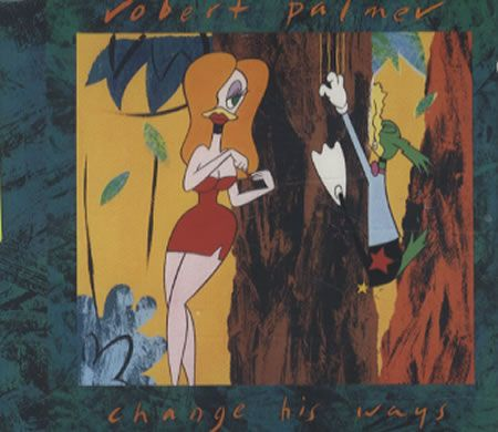 "For Sale - Robert Palmer Change His Ways UK  CD single (CD5 / 5"") - See this and 250,000 other rare & vintage vinyl records, singles, LPs & CDs at http://991.com"