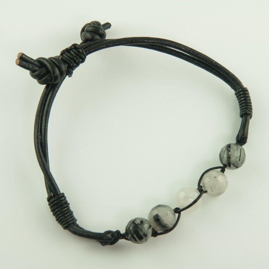 Rutile Quartz Energy Bracelet : http://bit.ly/2bc0D9m