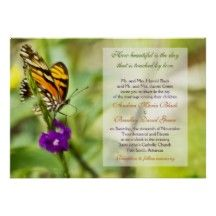 Butterfly wedding invitation template there are lots on zazzle butterfly wedding invitation template there are lots on zazzle stopboris Choice Image