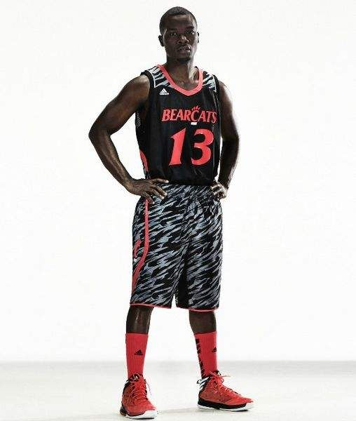 finest selection 73741 ad9fb cincinnati bearcats jersey basketball