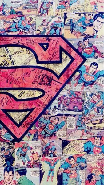 Superman Comic Wallpaper Tumblr Capas De Celular Wallpaper Ideias Para Cadernos