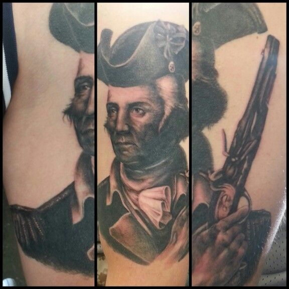 George washington tattoo ai tattoo orange county ca to for How to email a tattoo artist