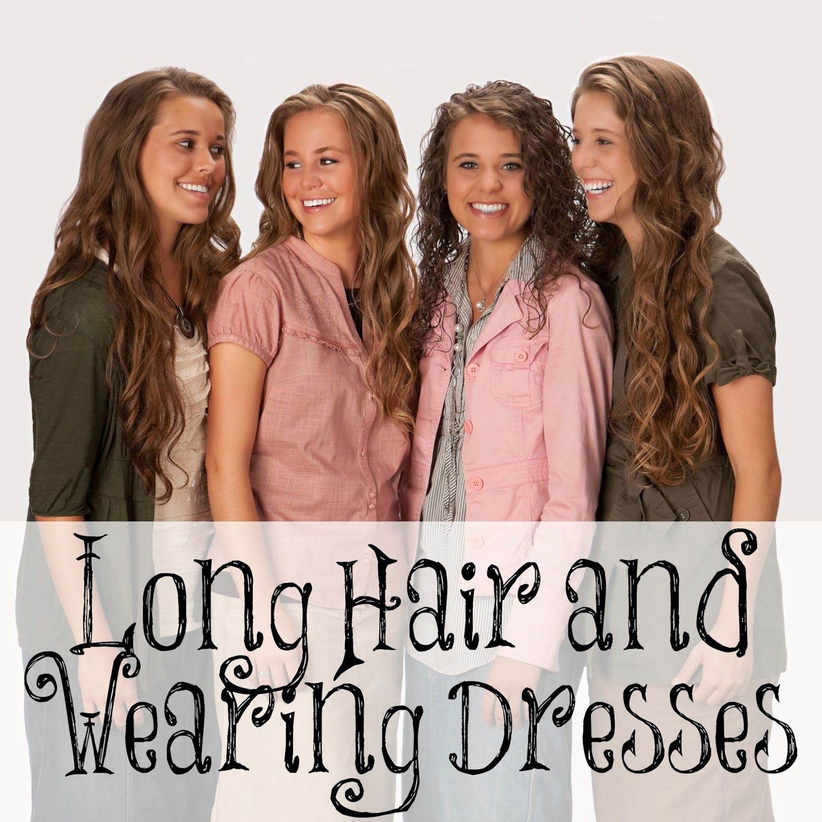Are All Christian Woman Suppose To Have Long Hair And Wear