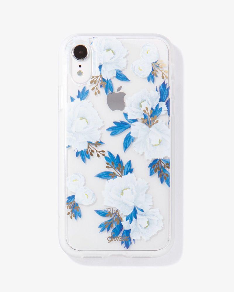 Peony iphone xr sonix phone cases apple phone case