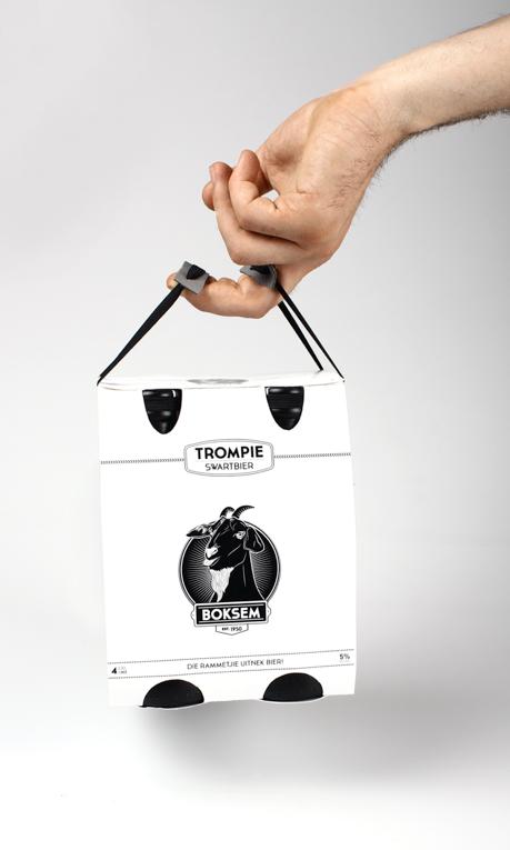 Boksem Bier Craft Beer Packaging By Janus Badenhorst Via Behance Craft Beer Packaging Beer Packaging Craft Beer