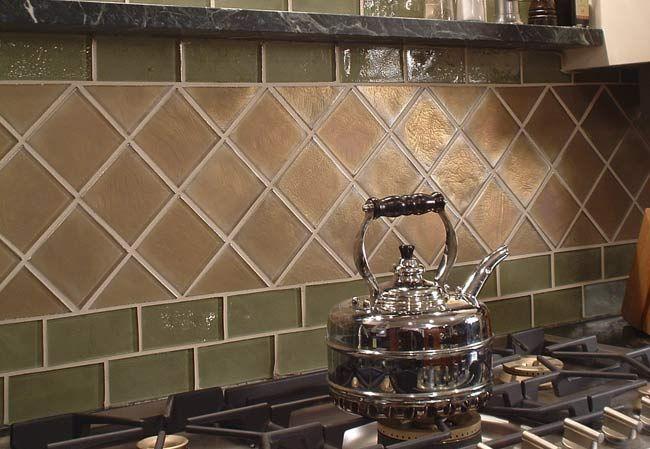 5 Of The Best Type Of Tile For Backsplash Kitchen Backsplash Inspiration Green Backsplash Kitchen Inspirations