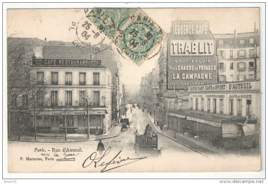 Cartes Postales / auteuil - Delcampe.fr en 2019   Vieux paris, Paris et Paris 1900