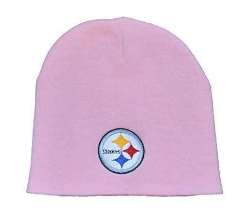 f0bb2515a Pittsburgh Steelers Pink Skull Cap